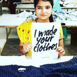 Crédit : Fashion Revolution