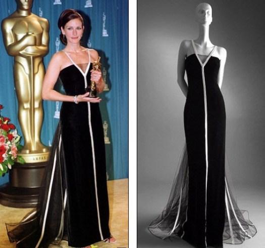 julia-roberts-black-and-white-dress
